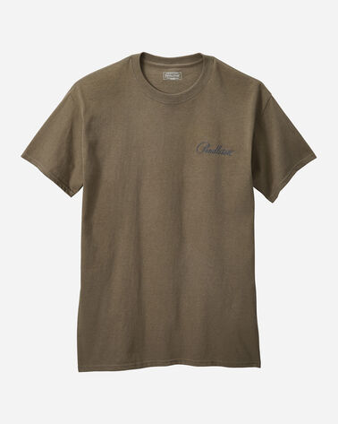 MEN'S BADLANDS PARK TEE IN BROWN