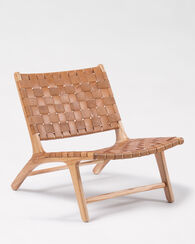 PADRON CHAIR, RICH CARAMEL, large