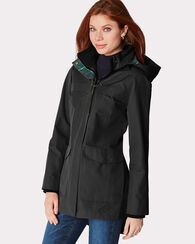 PENDLETON SIGNATURE CARMEL RAINCOAT, BLACK, large