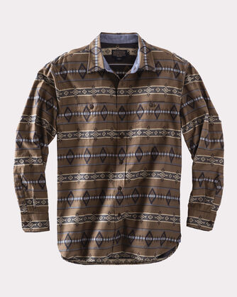 FITTED ARCHIVE JACQUARD KYLER SHIRT