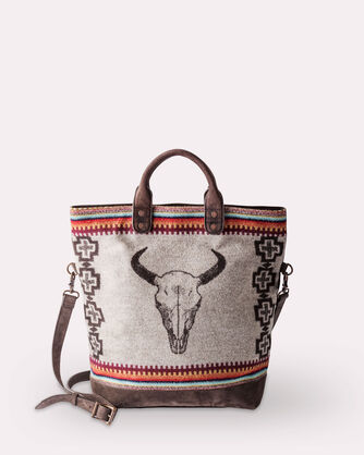 AMERICAN WEST LONG TOTE, AMERICAN WEST, large