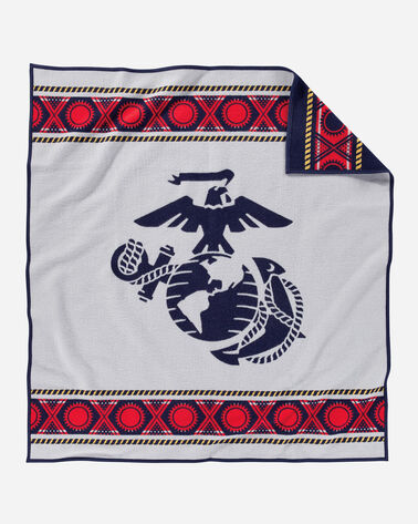 THE FEW. THE PROUD. THE MARINES. BLANKET