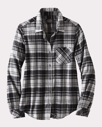 FRANKIE FLANNEL SHIRT, , large