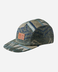 JACQUARD BASEBALL HAT, SLATE WINDING RIVER, large
