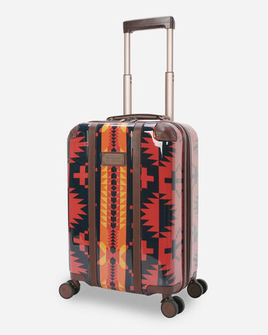 "SPIDER ROCK 20"" SPINNER LUGGAGE IN RUST/NAVY"