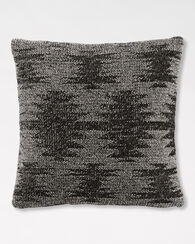 PAPAGO KNIT PILLOW, BLACK, large