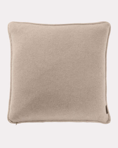 CHIMAYO KNIT PILLOW, BEIGE MULTI, large
