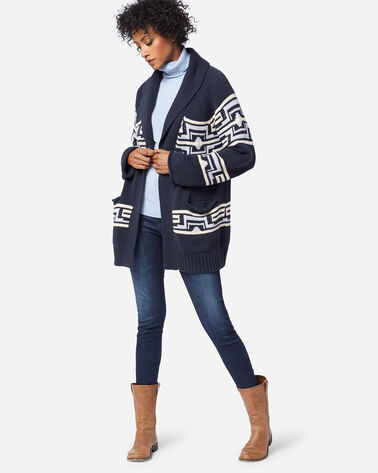 WOMEN'S LAS CRUCES COTTON CARDIGAN