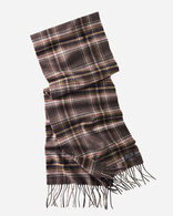 WHISPERWOOL MUFFLER IN CABIN PLAID