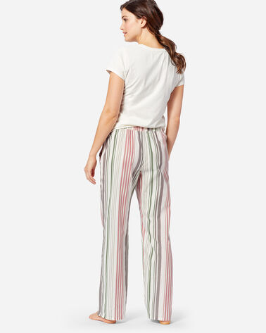 WOMEN'S STRIPE SLEEP PANTS