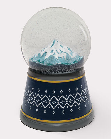 MT HOOD SNOW GLOBE, NAVY, large