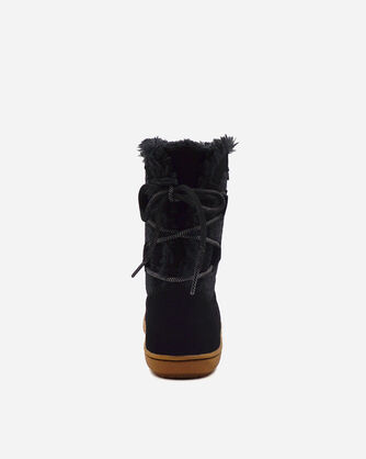 ALTERNATE VIEW OF WOMEN'S HACIENDA LACE-BACK BOOTS IN BLACK