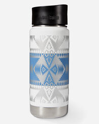 SILVER BARK INSULATED TUMBLER, IVORY, large