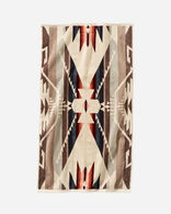 WHITE SANDS HAND TOWEL IN TAN
