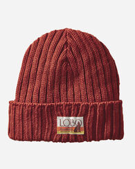 ALL SEASON BEANIE, RUST, large