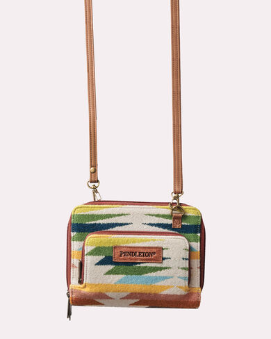FALCON COVE WALLET ON A STRAP, PACIFIC SUNSET, large