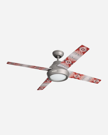 54-IN HUNTER MATTE TWO SIDED CEILING FAN, CANYONLANDS, large