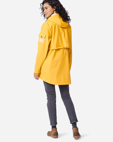 WOMEN'S CANNON BEACH JACKET, YELLOW, large
