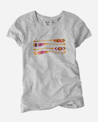PADDLES GRAPHIC TEE, GREY HEATHER, large