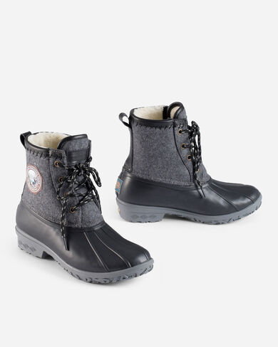 OLYMPIC NATIONAL PARK DUCK BOOTS, OLYMPIC GREY, large