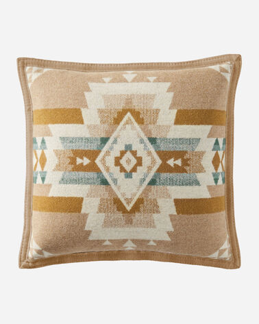 ROCK POINT PILLOW IN IVORY