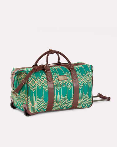 "22"" SKYWALKER ROLLING DUFFEL, TEAL SKYWALKER, large"