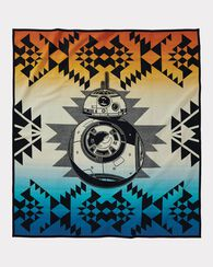 STAR WARS THE FORCE AWAKENS BB-8 BLANKET