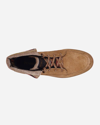 ADDITIONAL VIEW OF WOMEN'S ROCKY FLATS HIGH TOP SNEAKERS IN TOASTED COCONUT