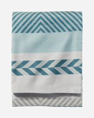 MOJAVE TWILL ORGANIC COTTON THROW
