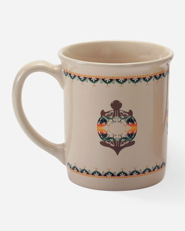 LEGENDARY COFFEE MUG IN WHITE MULTI
