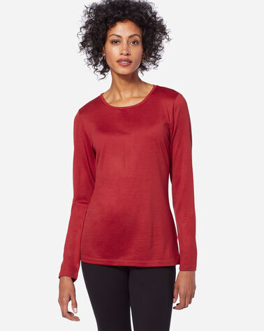 MERINO CREWNECK, RED ROCK, large