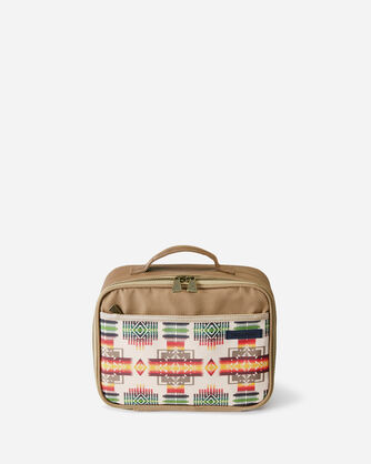 CHIEF JOSEPH CANOPY CANVAS LUNCHBOX IN IVORY