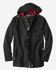 CASCADE JACKET, BLACK, large