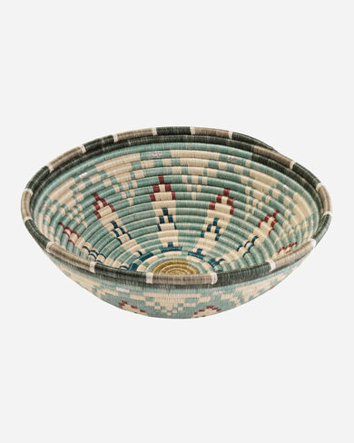 EXTRA LARGE AKAGERA BASKET, SILVER BLUE MULTI, large