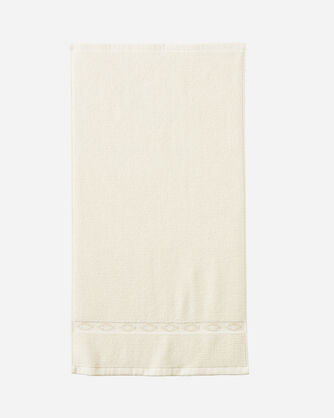 GRAND TETON HAND TOWEL IN ANTIQUE WHITE