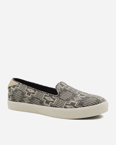 ALTERNATE VIEW OF WOMEN'S COMPO COVE SLIP-ON SHOES IN MAGNET HARDING