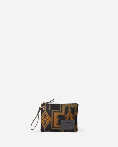 HARDING CLUTCH WITH GROMMET, ARMY, large