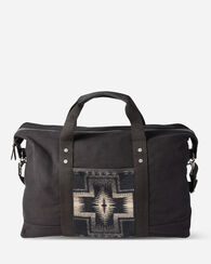 HARDING WEEKENDER, BLACK/TAN, large