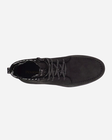 ADDITIONAL VIEW OF MEN'S NUEVO POINT SNEAKER BOOTS IN BLACK