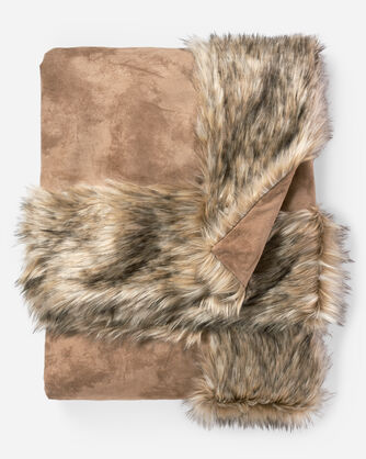 CHATEAU THROW, DESERT, large