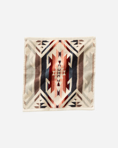 WHITE SANDS WASHCLOTH IN TAN