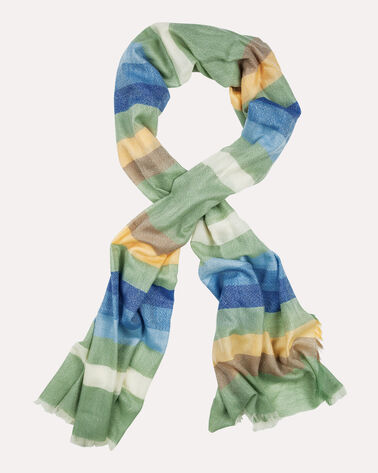 ROCKY MOUNTAIN STRIPE WOOL SCARF, ROCKY MOUNTAIN STRIPE, large