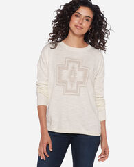 HARDING PULLOVER, IVORY, large