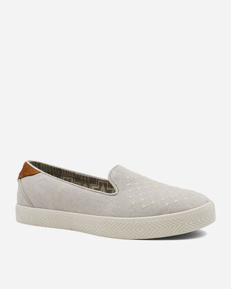 ALTERNATE VIEW OF WOMEN'S COMPO COVE SLIP-ON SHOES IN FEATHER