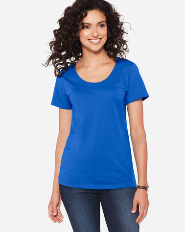 SHORT SLEEVE PIMA COTTON TEE