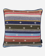SCOUT STRIPE PILLOW IN MULTI STRIPE