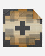 COMPASS POINT BLANKET IN GREY