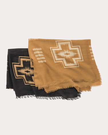HARDING FEATHERWEIGHT WOOL SCARF