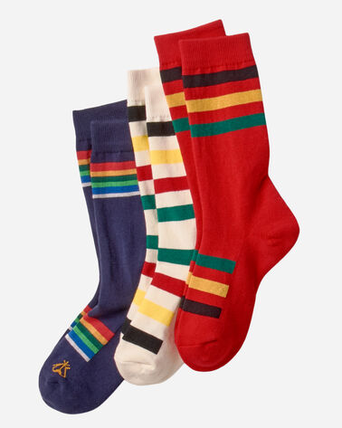 3-PACK NATIONAL PARK SOCKS GIFT BOX