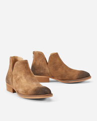 HOMER BOOTIES, CAMEL, large